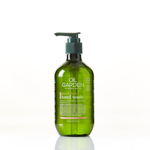 Oil Garden Hand Wash Focus & Clarity