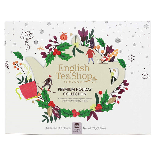 English Tea Shop White Gift Pack - Premium Holiday Collection