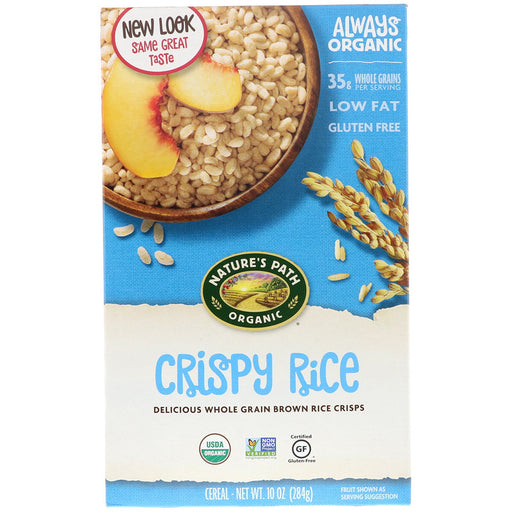 Nature`s Path Organic Crispy Rice