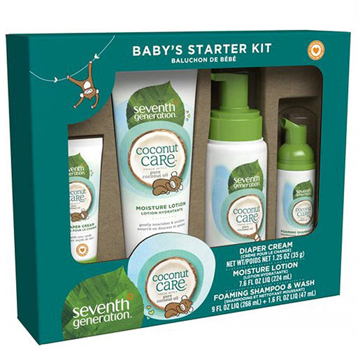 Seventh Generation Coconut Care Gift Set