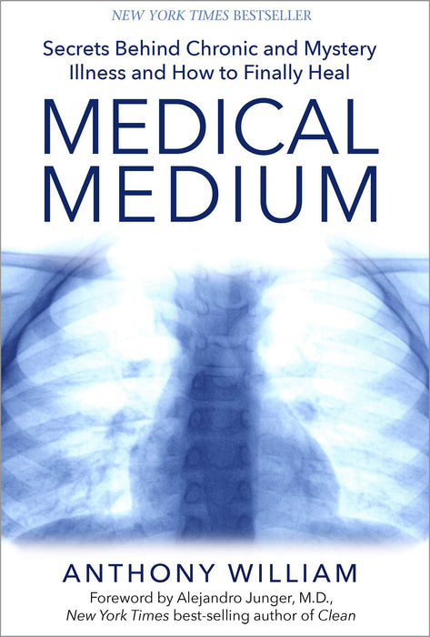 BOOK Medical Medium By Anthony William