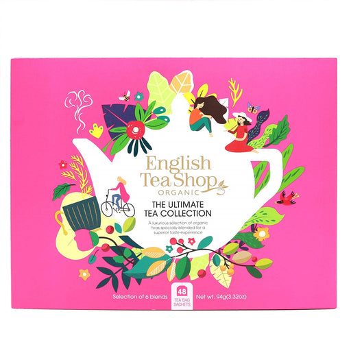 English Tea Shop Pink Gift Pack - The Ultimate Tea Collection