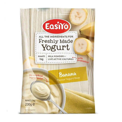 Easiyo Everyday Range Banana Yoghurt