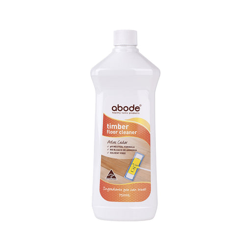 Abode Timber Floor Cleaner Atlas Cedar 750ml