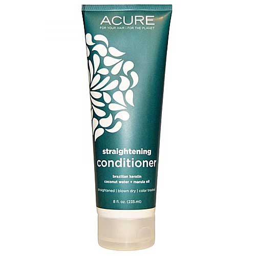 ACURE Organic Conditioner Straightening Keratin Marula Oil 235ml