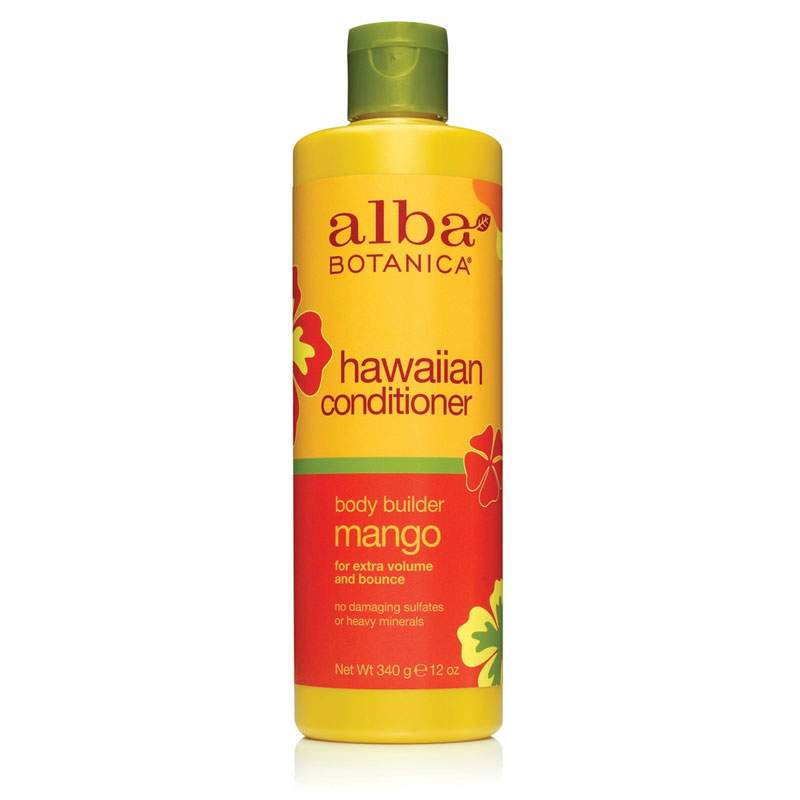 Alba Hawaiian Organic Hair Conditioner Mango Moisturising 340mL