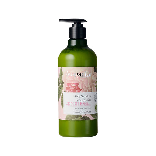 Ausganica Rose Geranium Nourishing Conditioner