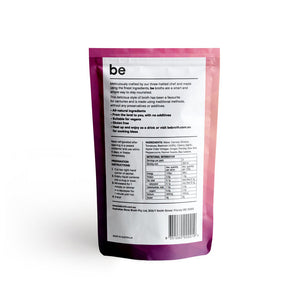 BE BROTH Vegetable infused with Beetroot Broth 250ml x5 BULK