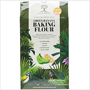 NATURAL EVOLUTION Gluten Free Banana Baking Flour From Cavendish Bananas 1kg
