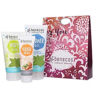 BENECOS Natural Aloe Vera Beauty Gift Set for Women