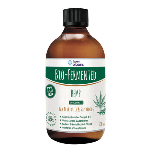 Blooms Bio-Fermented Hemp Concentrate