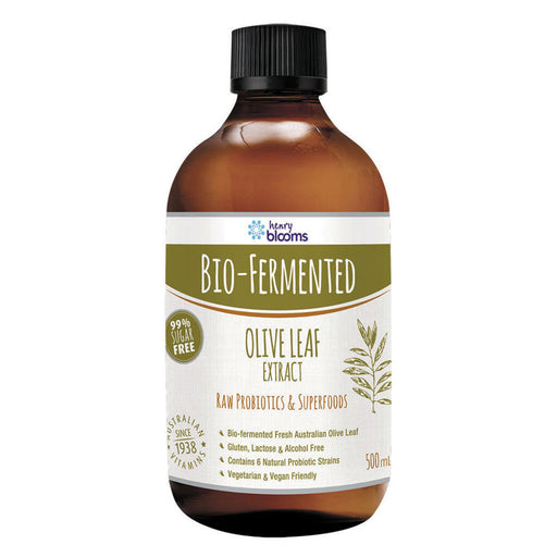 Blooms Bio-Fermented Olive Leaf Extract