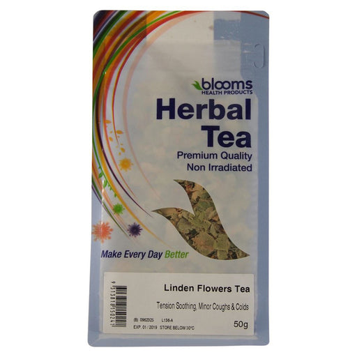 Blooms Linden Flowers Tea 50g