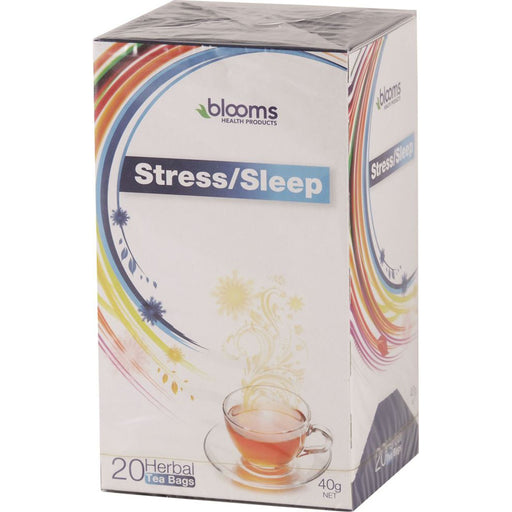 Blooms Stress Sleep Tea Bags