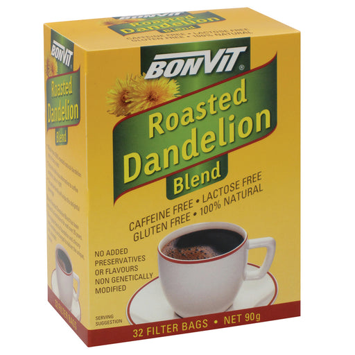 Bonvit Roasted Dandelion Blend Tea