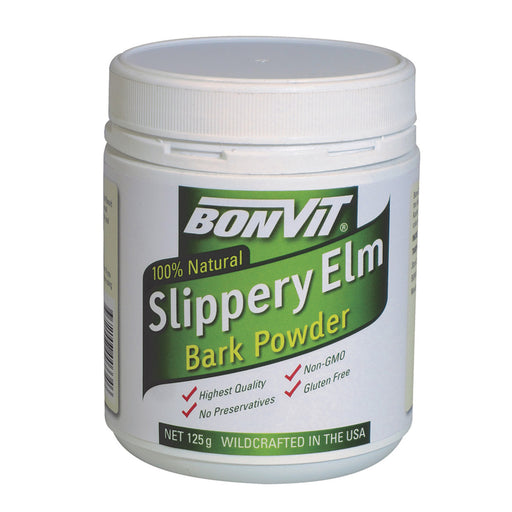Bonvit 100% Natural Slippery Elm Bark Powder