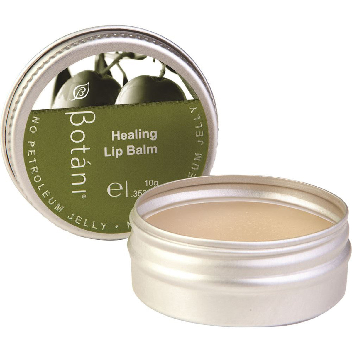 Botani healing lip balm 10g australian organic products - Bathroom items that start with g ...