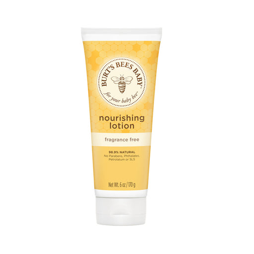 Burts Bees Baby Bee Fragrance Free Nourishing Lotion