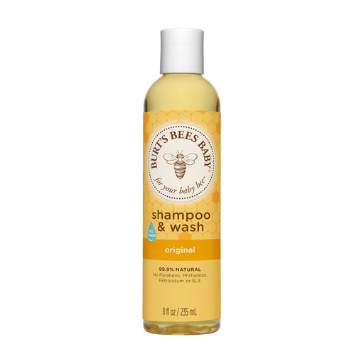 Burts Bees Baby Bee Tear Free Shampoo and Body Wash