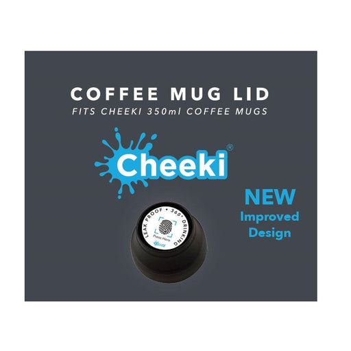 Cheeki Coffee Mug Lid 350ML