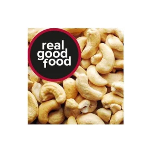 REAL GOOD FOOD Activated Cashews Organic 100g