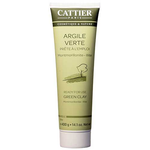 CATTIER Argile Verte Green Clay Ready for Use 100mL