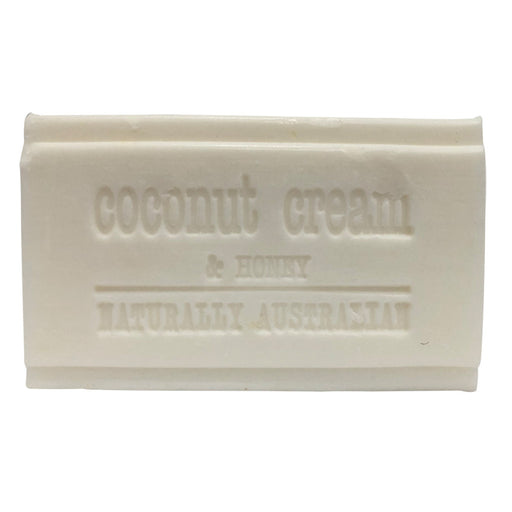 Clover Fields Coconut Cream Honey Soap 100g