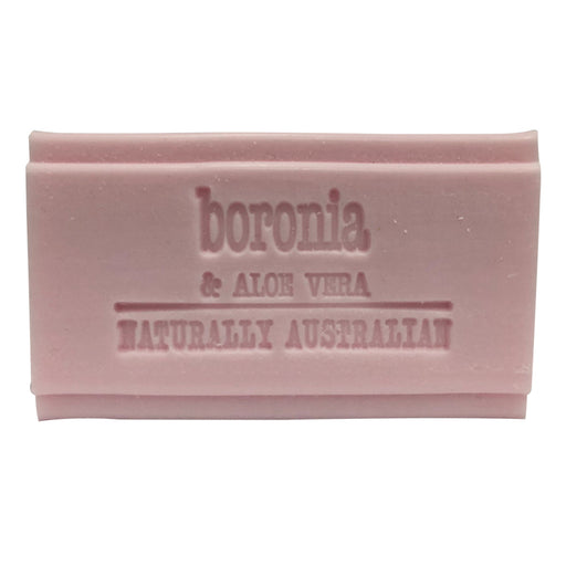 Clover Fields Boronia and Aloe Vera Soap