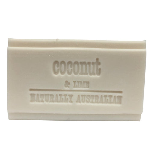 Clover Fields Coconut & Lime Soap