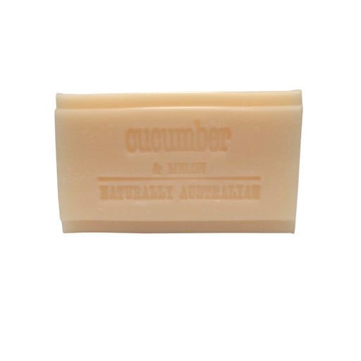 Clover Fields Cucumber & Melon Soap