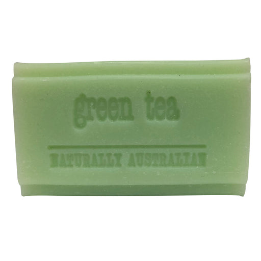 Clover Fields Green Tea Soap