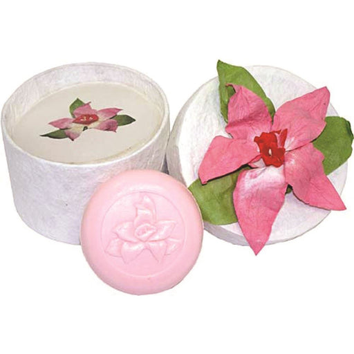 Clover Fields Gift Box Hibiscus Pamper Pack