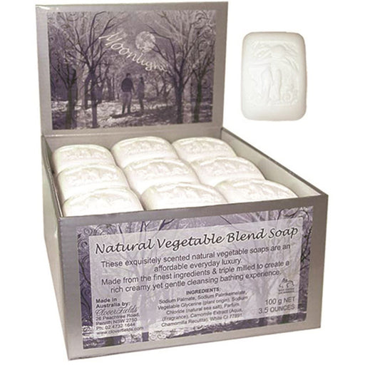 Clover Fields Moonlight Soap Bars