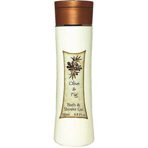 Clover Fields Olive and Fig Bath and Shower Gel