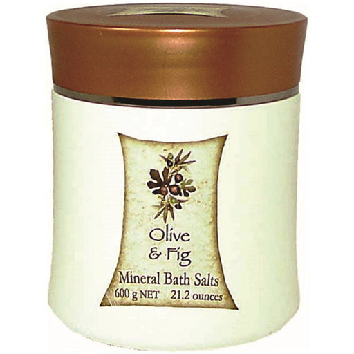 Clover Fields Olive and Fig Mineral Bath Salts