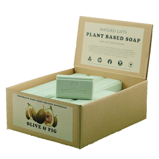 Clover Fields Olive & Fig Soap Bars