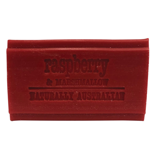 Clover Fields Raspberry and Marshmallow Soap 100g