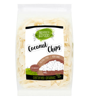 AOP Organic Coconut Flakes / Chips 500g