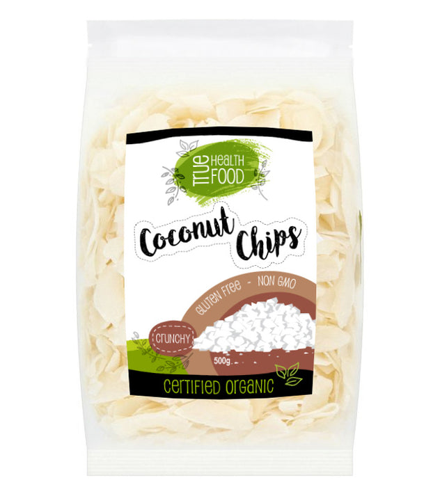 AOP Organic Coconut Flakes / Chips (Various Sizes)