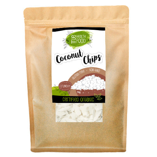 AOP Coconut Chips Flakes Organic 1kg