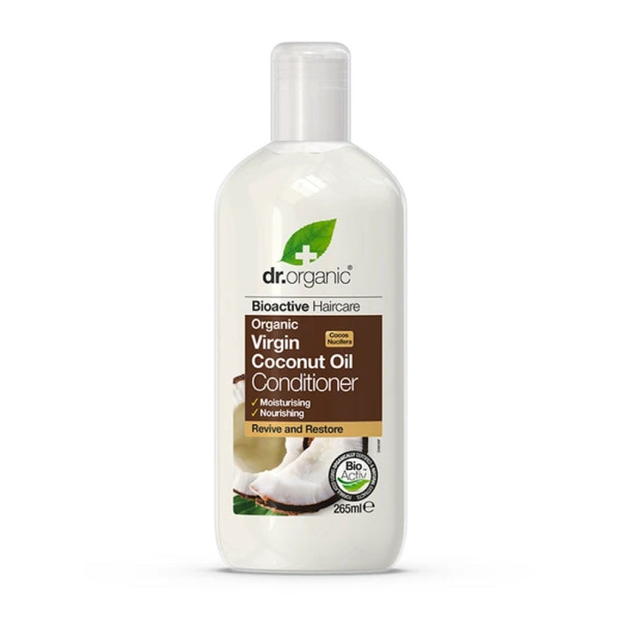 DR ORGANIC Conditioner Virgin Coconut Oil 265ml