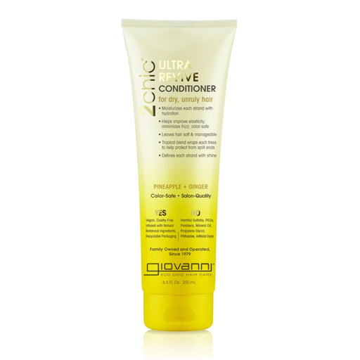 GIOVANNI Conditioner 2chic Ultra-Revive for Dry Hair 250ml