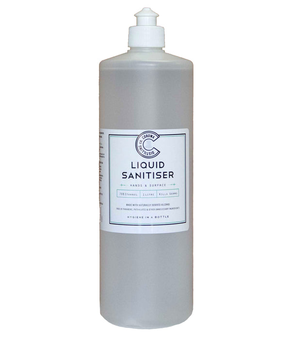 Corowa Distilling Co. Hand Sanitiser Liquid 1L