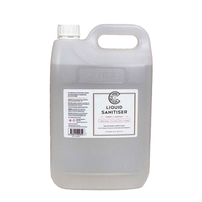 Corowa Distilling Co. Hand Sanitiser Liquid 5L