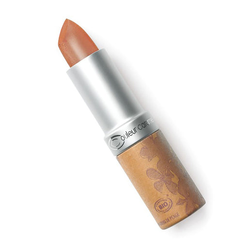 Couleur Caramel Pearly Rosy Brown Lipstick