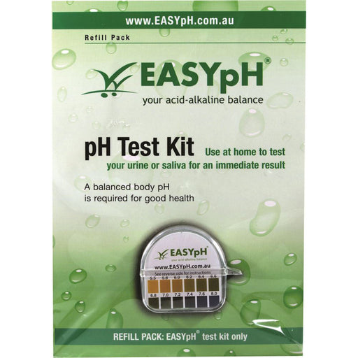 EASY pH Test Refill Kit