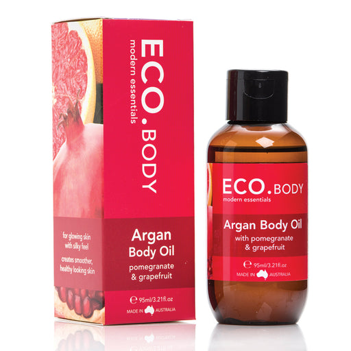 Eco Modern Essentials Argan pomegranate & grapefruit Body Oil