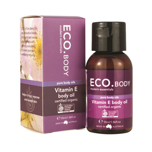 Eco Modern Essentials Certified Organic Vitamin E Body Oil