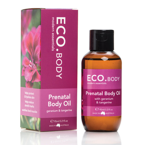 Eco Modern Essentials Geranium & Tangerine Prenatal Body Oil