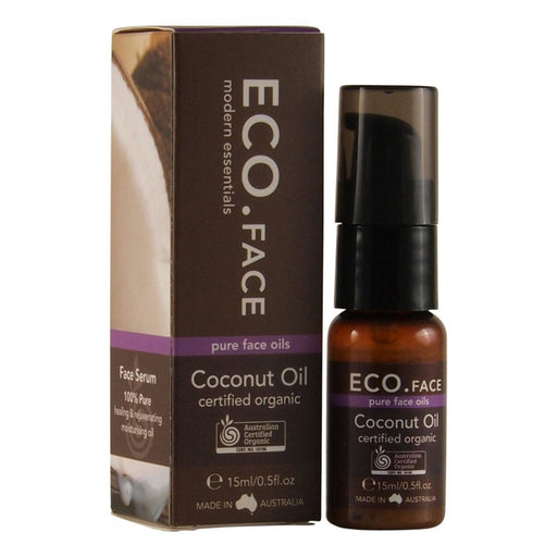 Eco Modern Essentials Certified Organic Coconut Face Oil